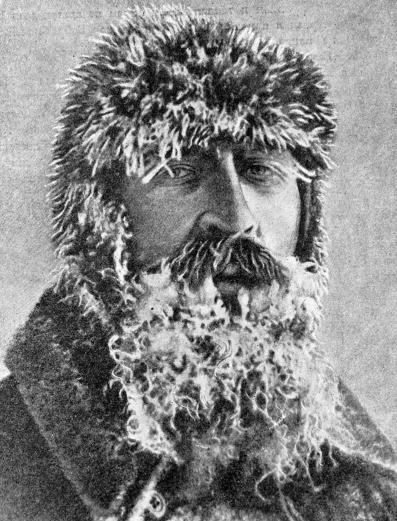 Начальник экспедиции на пароходе Челюскин, один из организаторов освоения Северного морского пути Отто Юльевич Шмидт (1891 1956 гг.)