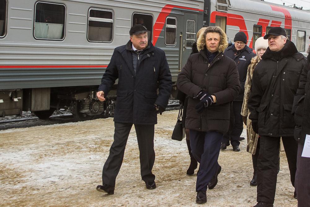 министр транспорта, Максим Соколов, Петрозаводск