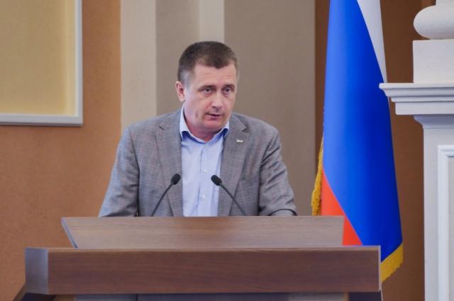 Андрей Колмаков, директор СГК в Новосибирске.