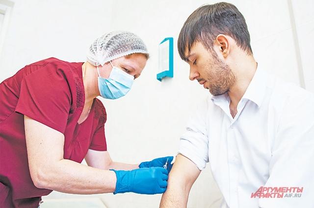 Бесплатные прививки от гриппа делают  во всех московских поликлиниках. До окончания прививочной кампании осталось чуть больше двух недель.
