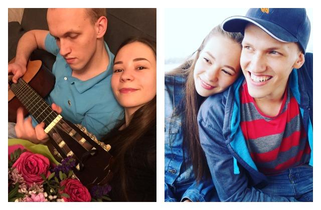 Сергей и Софья встречаются уже пять лет.