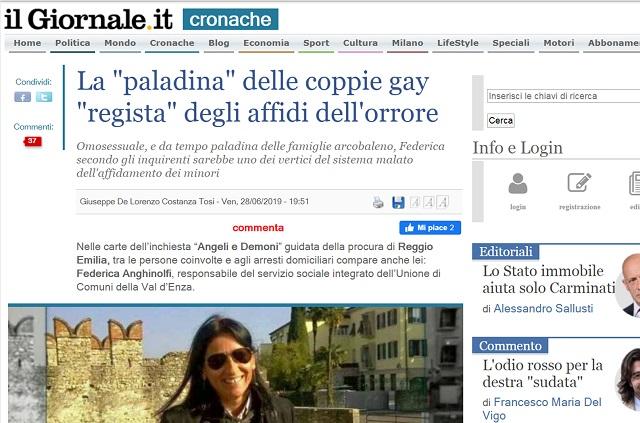 СМИ Италии о судебном процессе «Ангелы и Демоны».
