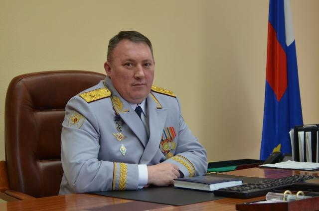 Руководитель ФСИН по Забайкалью Евгений Шихов.