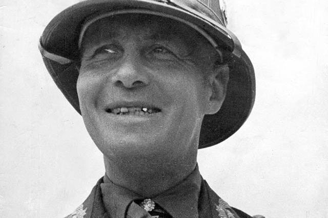 Эрвин Роммель в Африке, 1941 год