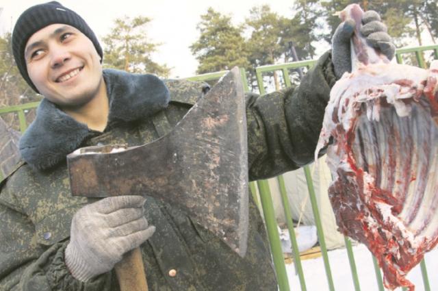 Фермеры боятся, что останется только вырезать скот.
