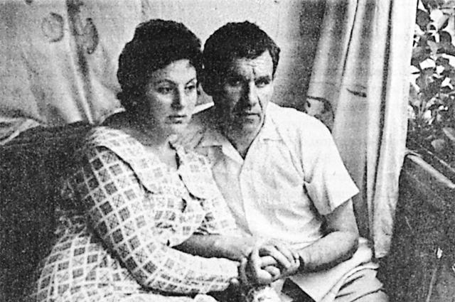 Алексея не стало в 1977 г., Александра пережила его на 30 лет.