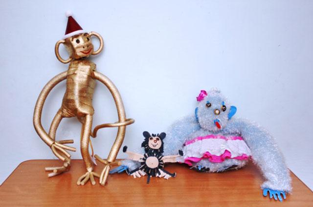игрушка - символ года