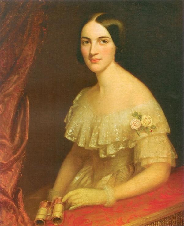 Екатерина Гончарова была верна мужу до конца жизни.