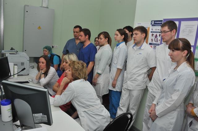 10-летие клиники ВолгГМУ