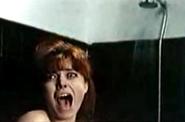 Виктория Островская. Кадр из фильма «Старый знакомый», 1969 г.