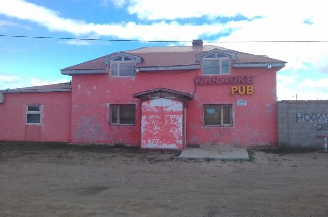 Монгольское караоке.