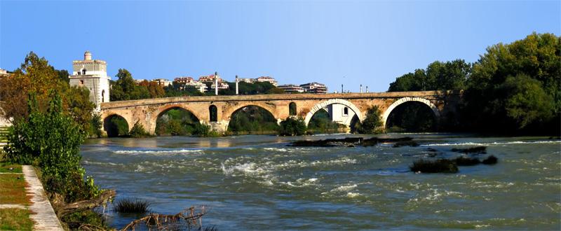 Мульвиев мост (Понте Мильвио)