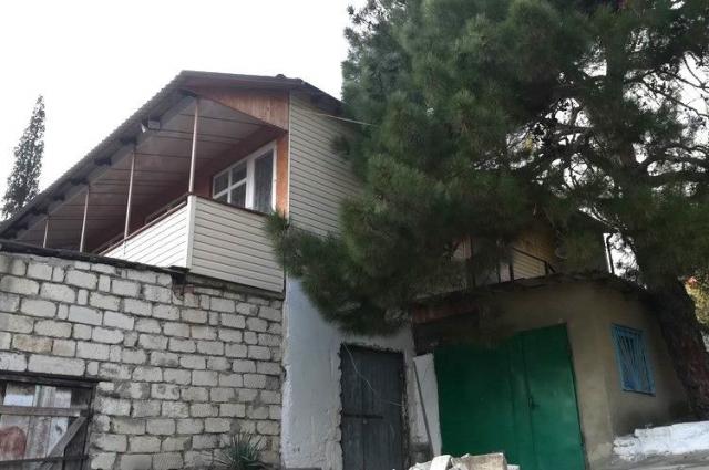 Дом Светланы Ильиновой.