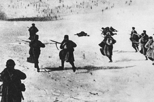 Ржев был для немецко-фашистских захватчиков одним из опорных пунктов. Они воспринимали его как трамплин на Москву.