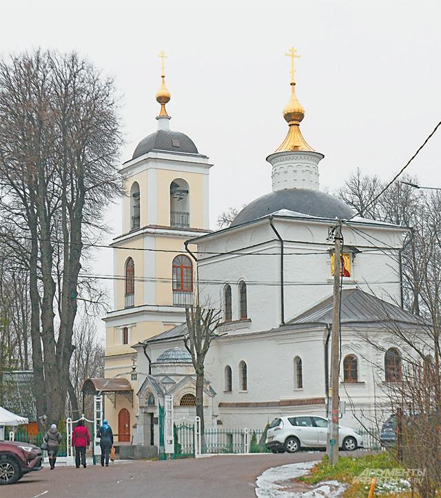 Храму вернули его исторический облик.