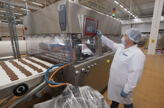На производстве используют высокопроизводительное оборудование ведущих мировых марок.