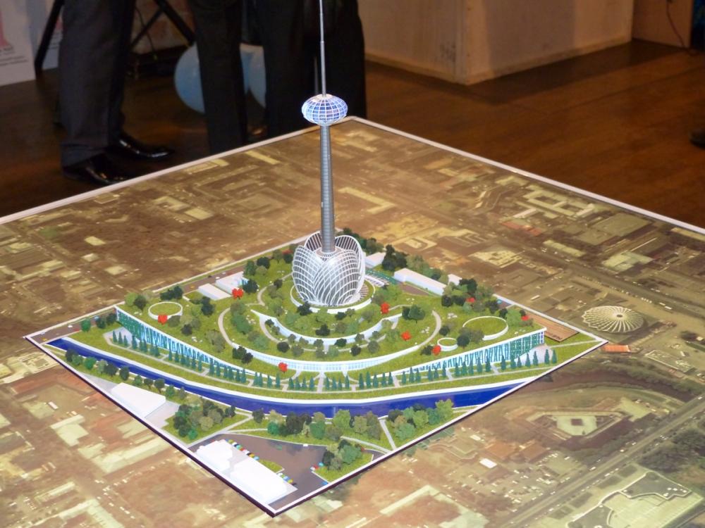 Для проекта Green Hill Park так и не нашли инвестора.