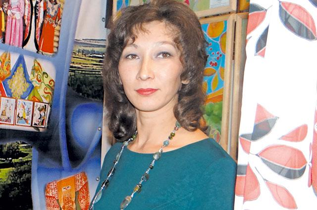Инна Халтакшинова
