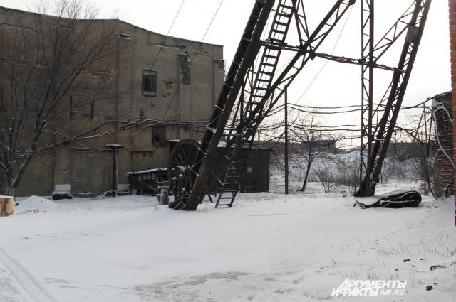 Шахта «Антрацит» перестала добывать уголь, как и все предприятия бывшего «Гуковуголь».