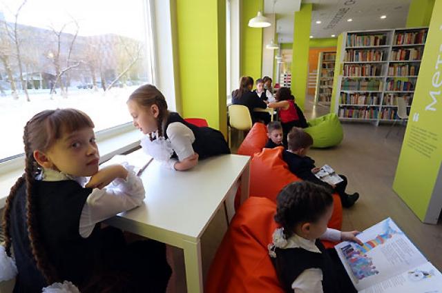 Современные библиотеки начинают двигаться к чему-то новому.