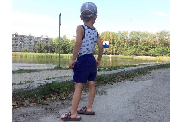 Ребенок один