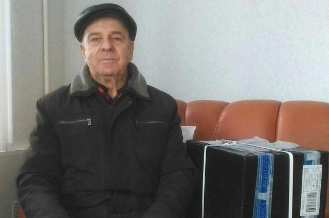 Александр Алексеевич - давний поклонник «Аргументов и Фактов».