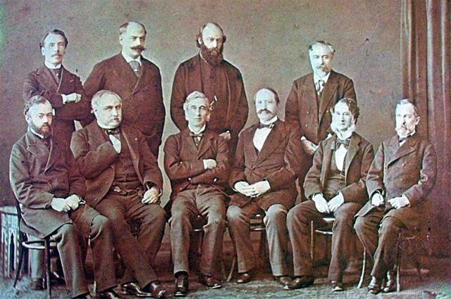Участники Константинопольской конференции