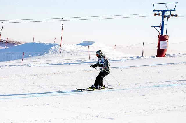 горные лыжи помогают детям с ограниченным здоровьем