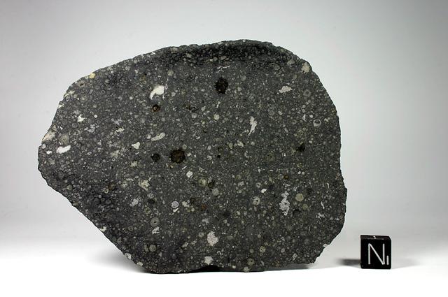 Метеорит Альенде.