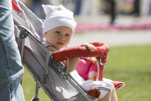 Малыш по месту рождения станет гражданином России