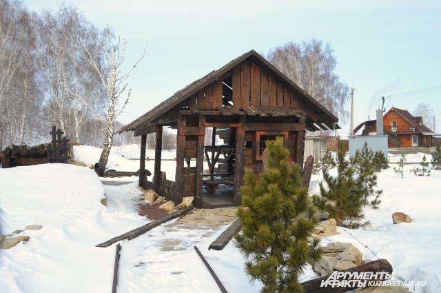Так выглядел барак для заключенных Сиблага.