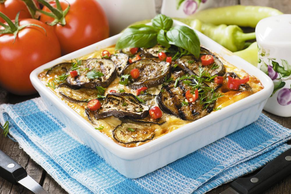 Греческая кухня мусака рецепт с фото