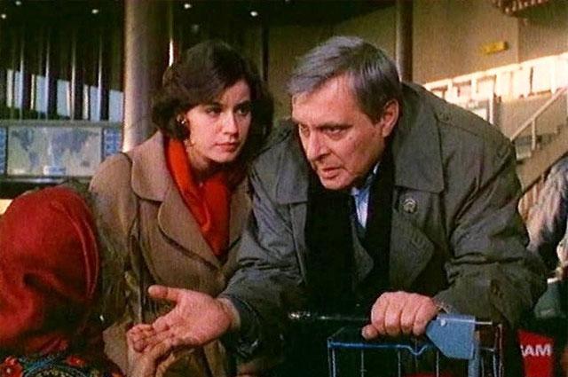 Кадр из фильма «Предсказание», 1993 год