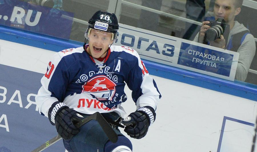 Владимир Галузин провел отличный сезон в Торпедо. Сможет ли он закреиться в сборной России?