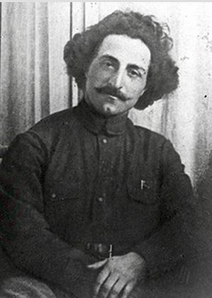 Серго Орджоникидзе. 1921 год