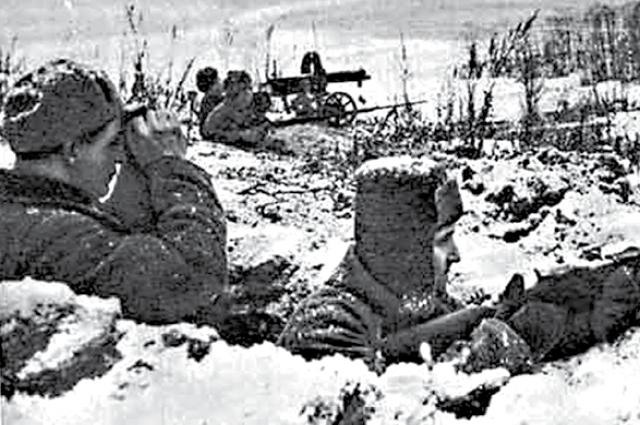 36 бойцов химзащиты погибли при обороне села.