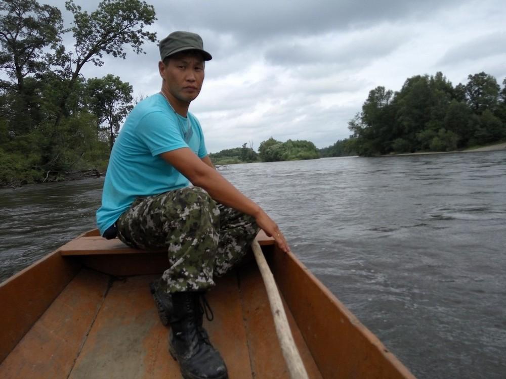 Яков Канчуга вернулся в родной Красный Яр после создания парка.