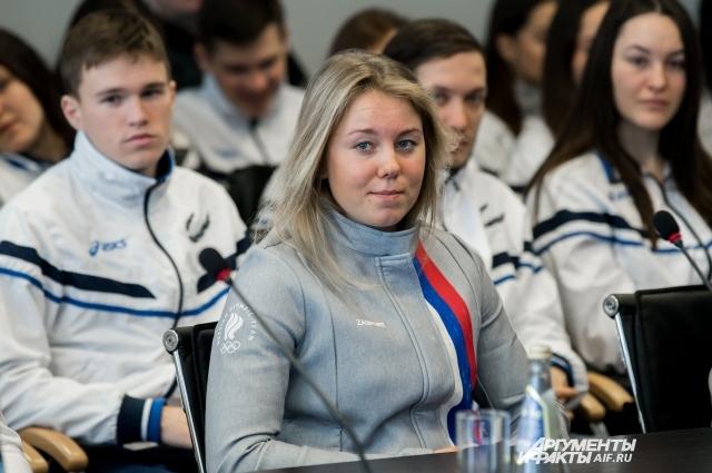 Милена Быкова.