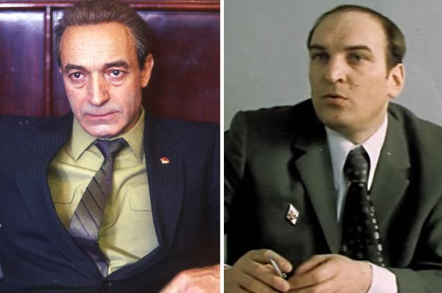 Валентин Гафт и Алексей Петренко могли бы сыграть пацака Би.