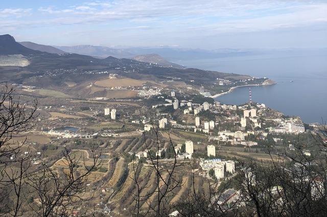 Крым, Партенит