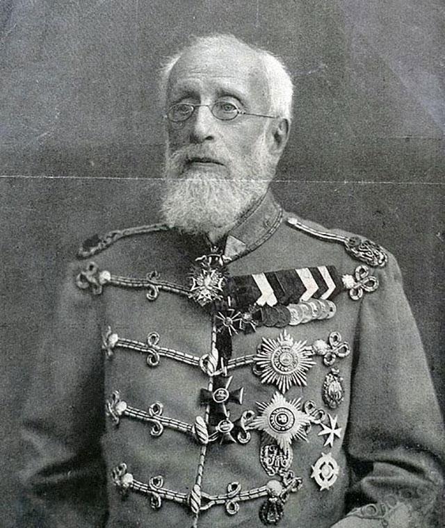 Александр Александрович Пушкин.
