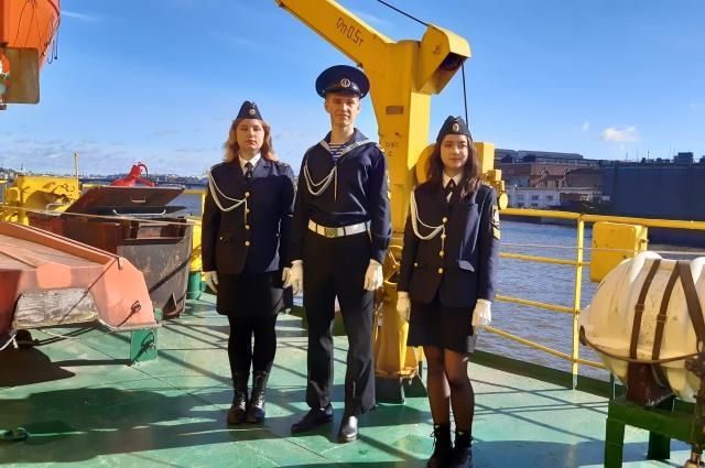 Все желающие могут узнать историю ледоколов, которые находятся в водах России.