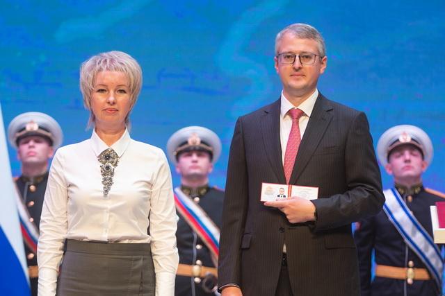 Владимир Солодов официально вступил в должность губернатора Камчатского края 21 сентября.