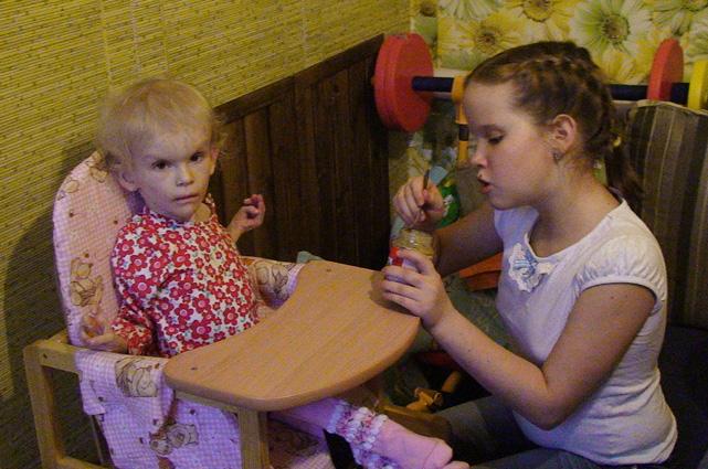 Аня и Лиза
