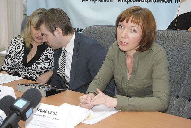директор регионального фонда капремонта многоквартирных домов Пензенской области Наталья Моисеева