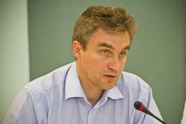 Игорь Потапов.