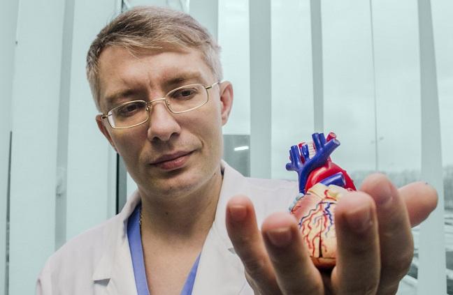 Алексей Черногривов, сосудистый хирург