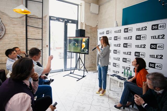 В день запуска сети нового поколения сотрудники Tele2 успешно провели тестирование 4G на местах - в разных городах области.