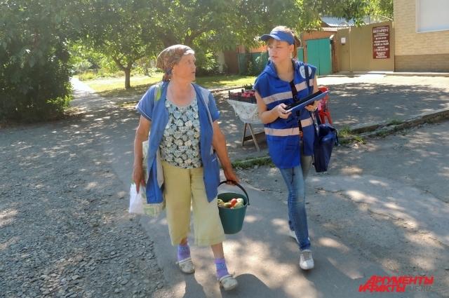 Екатерина Победа уверена, что сельскохозяйственная перепись проводится для получения важных статистических данных.