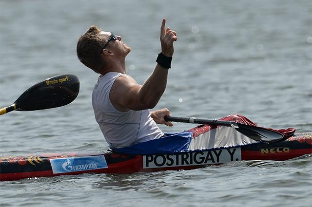 Юрий Постригай сейчас в хорошей форме.